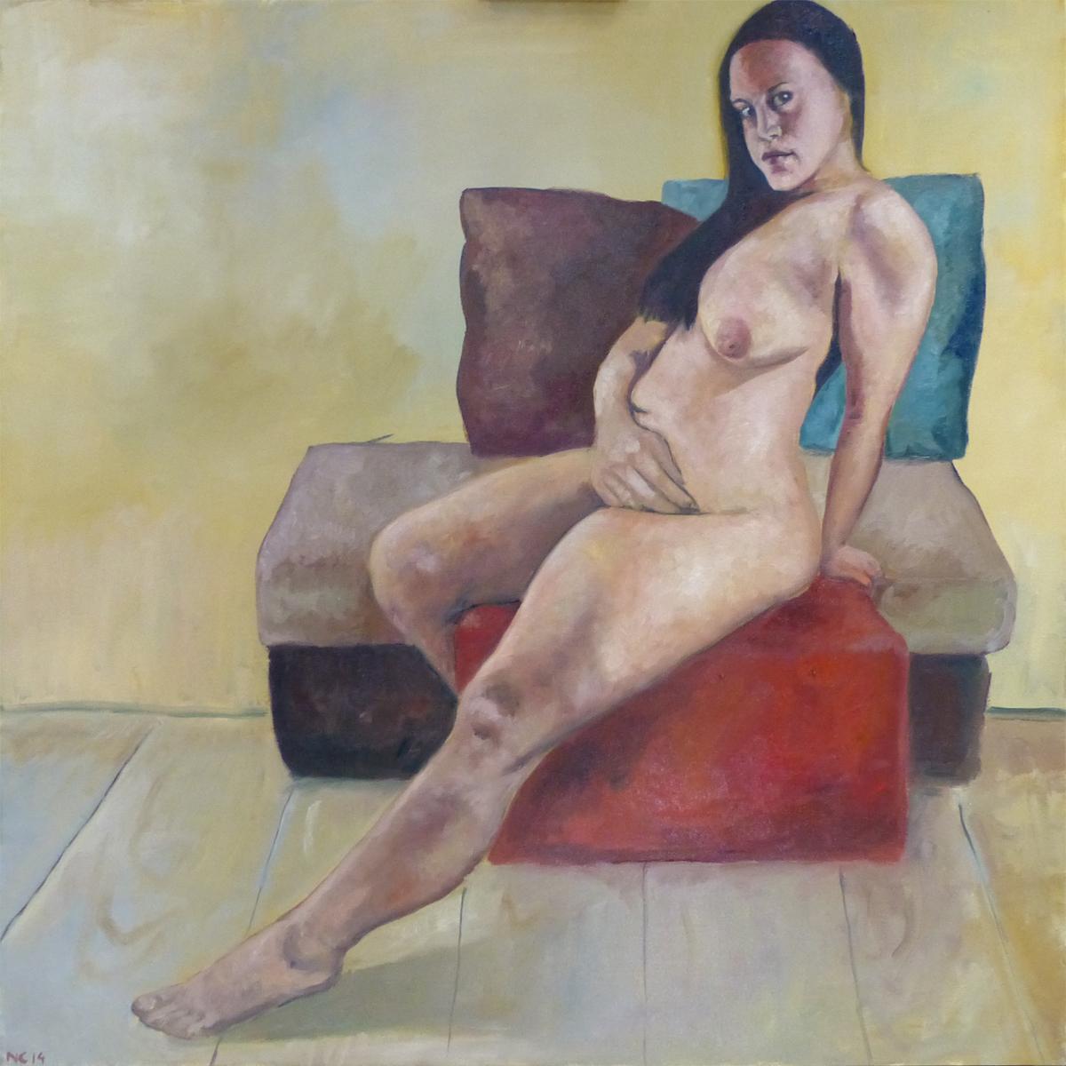 Leah Sitting (Version 2014)