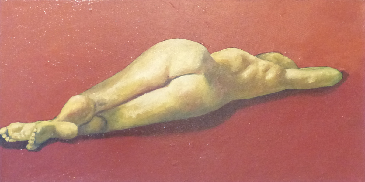 Reclining Nude (Study)