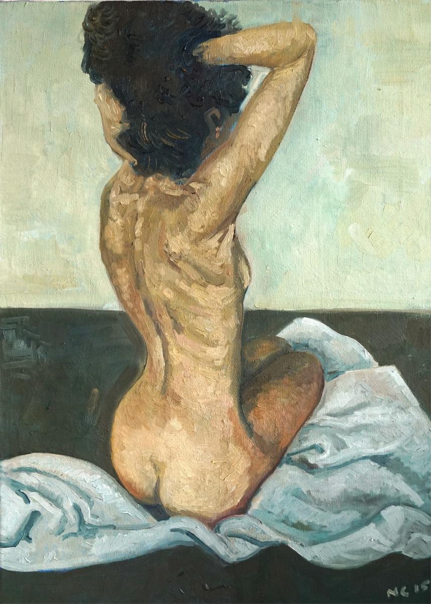 Sitting Nude (Haylie)